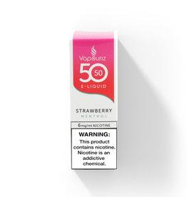 Vapouriz - Strawberry Menthol