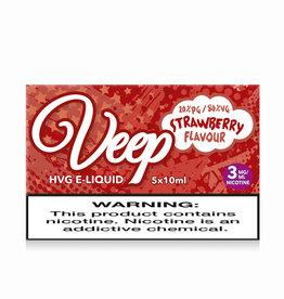 Veep Strawberry - 5x10ml