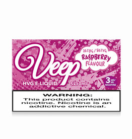 Veep Raspberry- 5x10ml