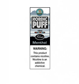 Nordic Puff Silver - Menthol