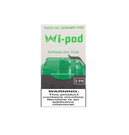 Wi- Oil Ceramic Pods - 2 Pcs