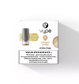 Vype - vPRO ePen 3 Pod - Infused Vanilla - 2 Pcs