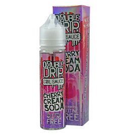 Double Drip - Cherry Cream Soda