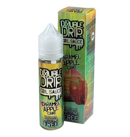 Double Drip - Caramel Apple Cake