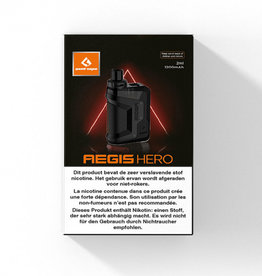 Geekvape Aegis Hero POD Starter Set - 1200 mAh