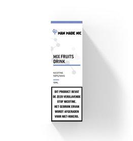 Man Made Nic - Mix Fruits Drink