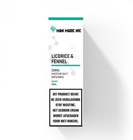 "Man Made Nic - Licorice & Fennel ""Nic Salt"""