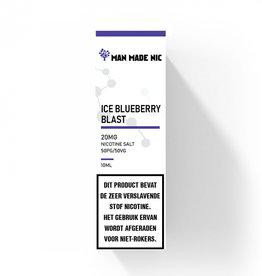 "Man Made Nic - Ice Blueberry Blast ""Nic Salt"""