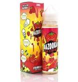 Bazooka! Sour Straws | Strawberry - 100ml