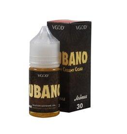 VGOD - Cubano Rich Creamy Cigar Aroma