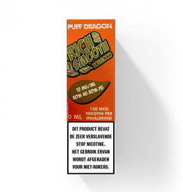 Puff Dragon - Rich and Smooth Tobacco