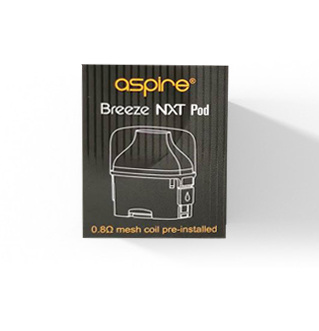 Aspire Breeze NXT Pod - 1pcs