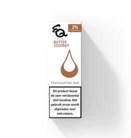EQ - Butter Coconut (Nic Salt) 2%