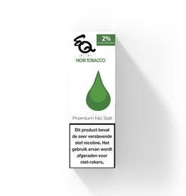EQ - Nori Tobacco (Nic Salt) 2%