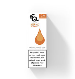 EQ - Hazelnut Tobacco (Nic Salt) 2%