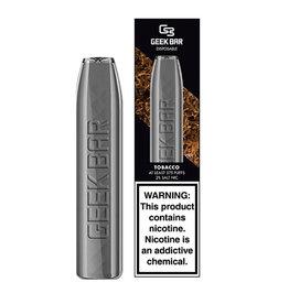 Geek Bar Disposable - Tobacco