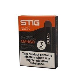 Stig Disposable Pod Device - Tropical Mango - 3Pcs