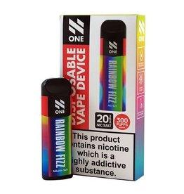 N-One Disposable Pod - Rainbow Fizz - 300 Puff