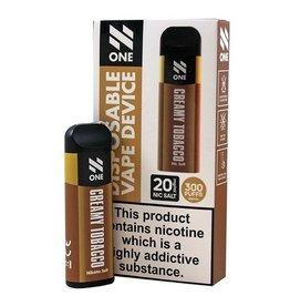 N-One Disposable Pod - Creamy Tobacco - 300 Puff