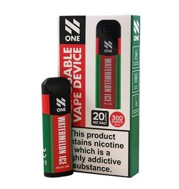 N-One Disposable Pod - Watermelon Ice - 300 Puff