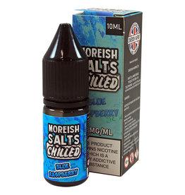 Moreish Puff Nic Salt Chilled Blue Raspberry