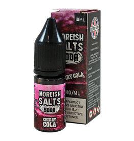 Moreish Puff Nic Salt Soda Cherry Cola