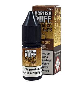 Moreish Puff Tobacco Nic Salt Cappuccino