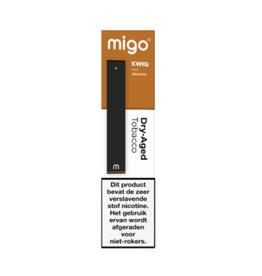 Migo Kwiq Disposable - Dry-Aged Tobacco - 280mAh