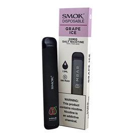 Smok MBAR Disposable Pen Grape Ice 1.3ml