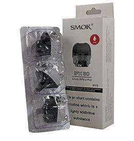 Smok IPX80 Replacement Pod - 3pcs