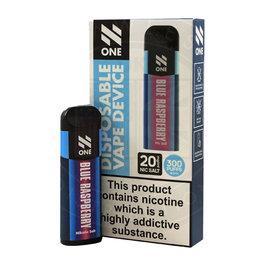 N-One Disposable Pod - Blue Raspberry - 300 Puff
