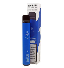 Elf Bar Disposable Device Blue Razz Lemonade