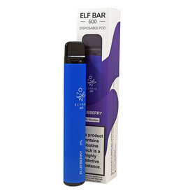 Elf Bar Disposable Device Blueberry