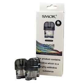Smok Novo 4 Empty Pod - 3pcs
