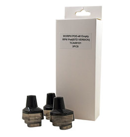 Smok Morph Pod-40 Pods - 3Pcs