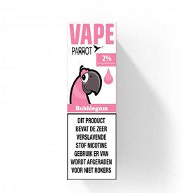 Parrot Vape - Bubblegum (Nic Salt) - 2%