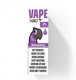 Parrot Vape - Heisenberg (Nic Salt) - 2%