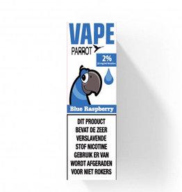Parrot Vape - Blue Raspberry (Nic Salt) - 2%