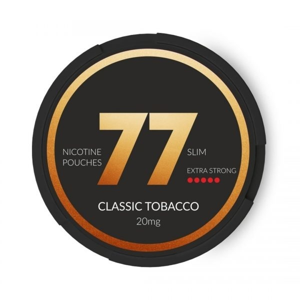 77 – Classic Tobacco