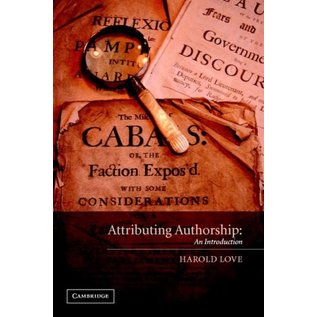 Attributing Authorship -  An Introduction