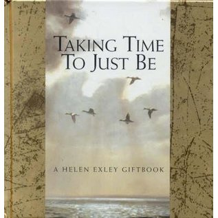Taking Time to Just be