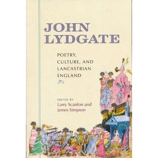 John Lydgate - Poetry, Culture, and Lancastrian England