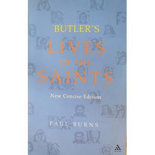 Butler's Lives Of The Saints - Concise Edition