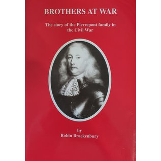 Brothers at War -  Story of the Pierrepont Family in the Civil War