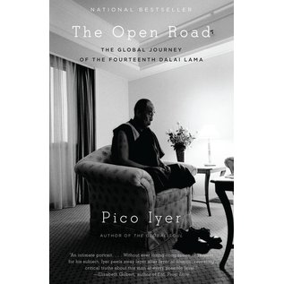 The Open Road -  The Global Journey of the Fourteenth Dalai Lama
