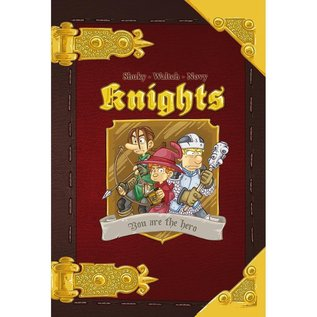 Knights - You are the hero - Book one