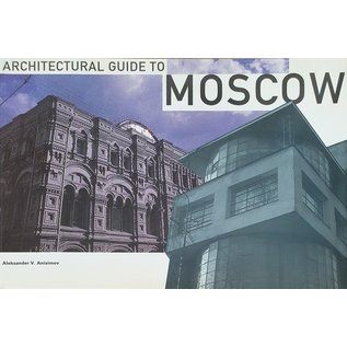 Architectural guide to Moscow