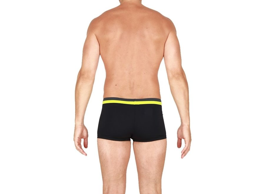 Ocean Swim Shorts Black