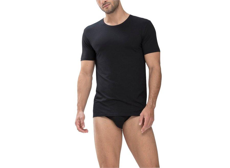 Dry Cotton T-Shirt Black