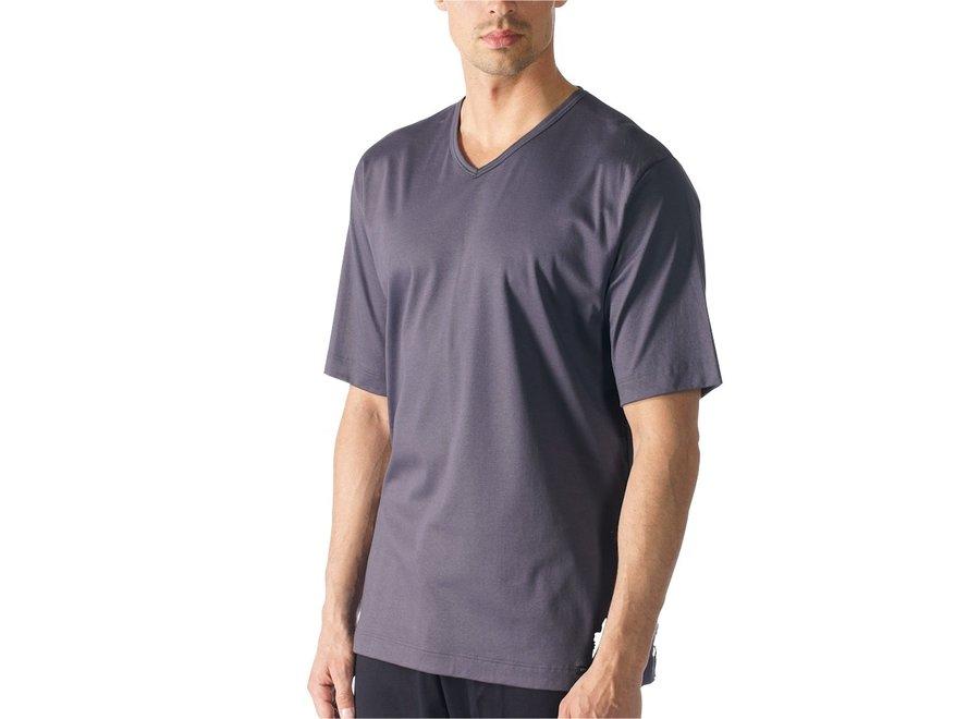 Basic Lounge Shirt Soft Grey
